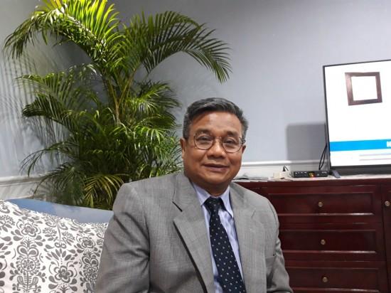 Rektor Universitas Al-Azhar Indonesia (UAI), Asep Saefuddin, Medcom.id/Intan Yunelia.