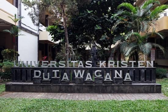 Universitas Kristen Duta Wacana (UKDW). Foto: Dok Humas UKDW.