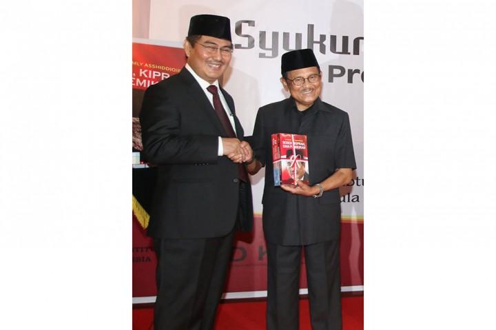 Peluncuran Buku Jimly Asshiddiqie