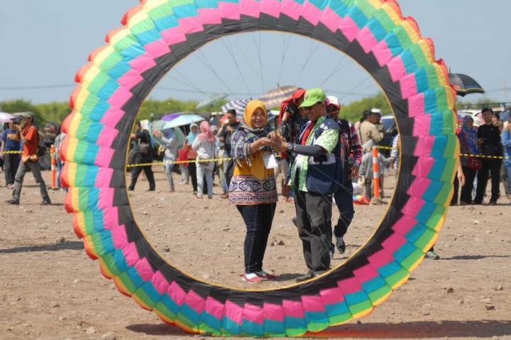 Festival Layang-layang Internasional Digelar di Surabaya