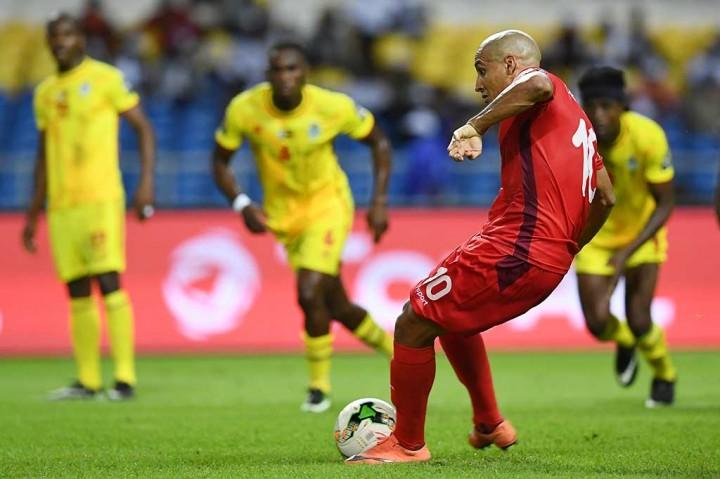Tunisia ke Perempat Final Piala Afrika