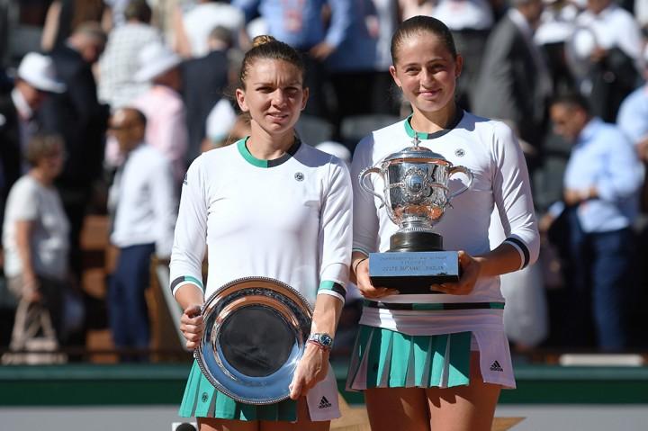 Jelena Ostapenko Juara Prancis Terbuka