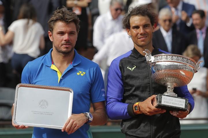 Nadal Juara Prancis Terbuka 2017