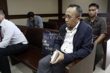Kasus Suap, Eks GM Jasa Marga Dituntut 2 Tahun Penjara