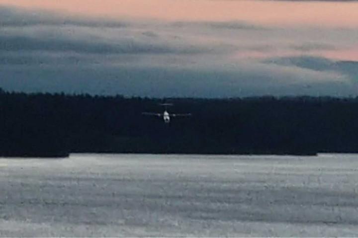 Sebuah Pesawat Dicuri dari Bandara Seattle