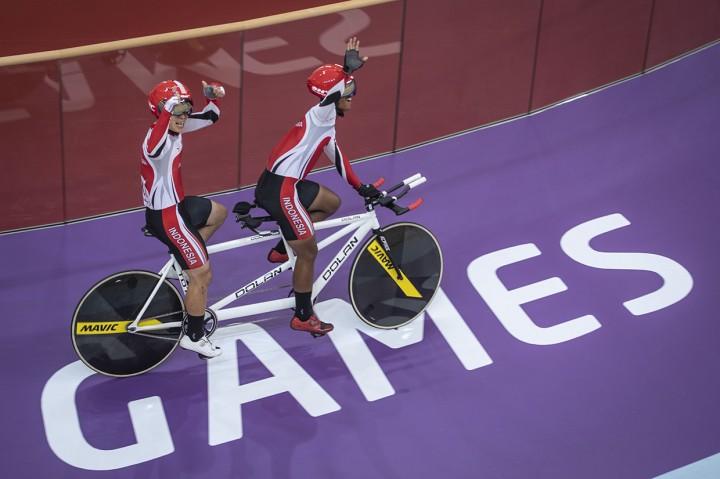 Balap Sepeda Tambah 1 Perak dan 2 Perunggu untuk Indonesia
