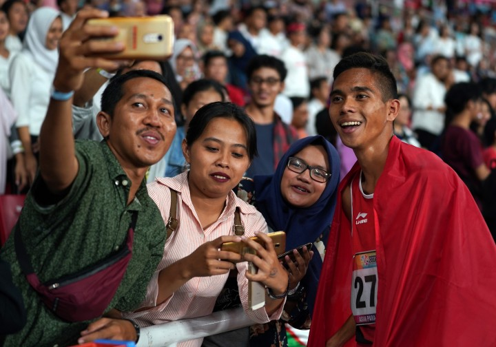 Antusiasme Penonton Asian Para Games 2018
