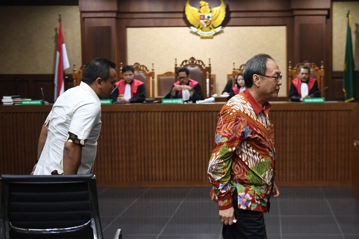 Kasus KTP-El, Made Oka dan Irvanto Divonis 10 Tahun Penjara