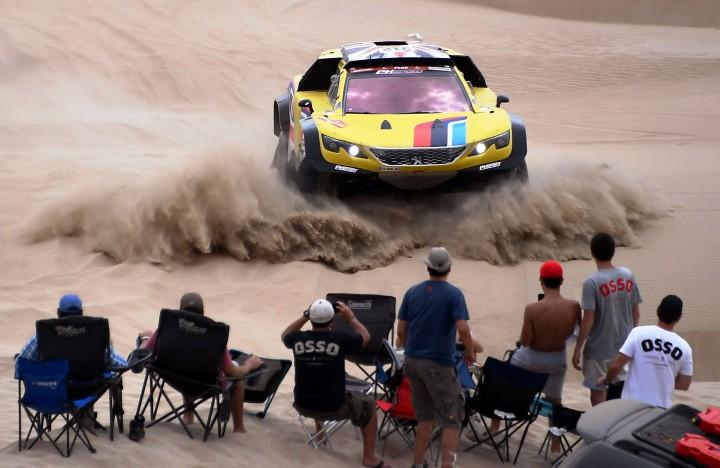 Sepekan Dakar Rally 2019