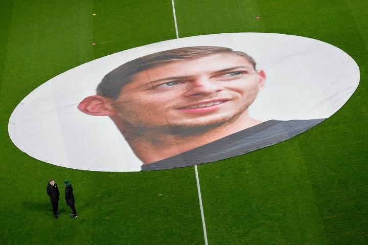 Nantes Beri Penghormatan untuk Emiliano Sala