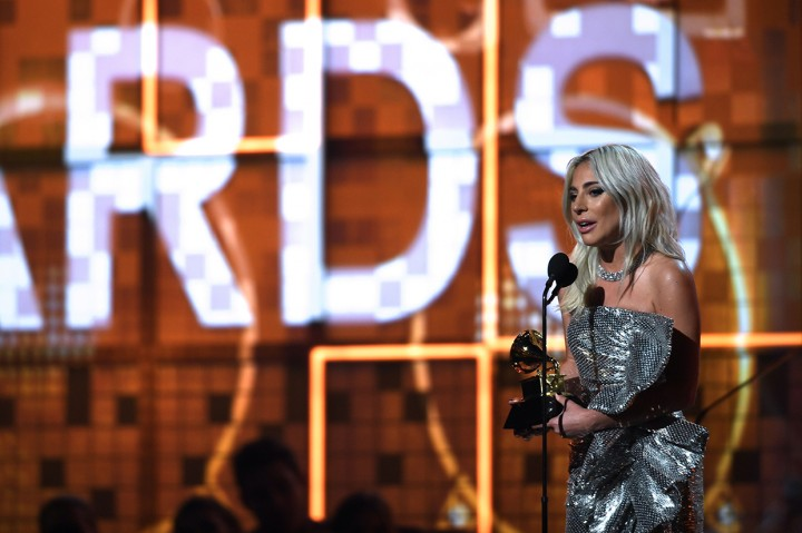 Lady Gaga Borong Grammy Awards 2019