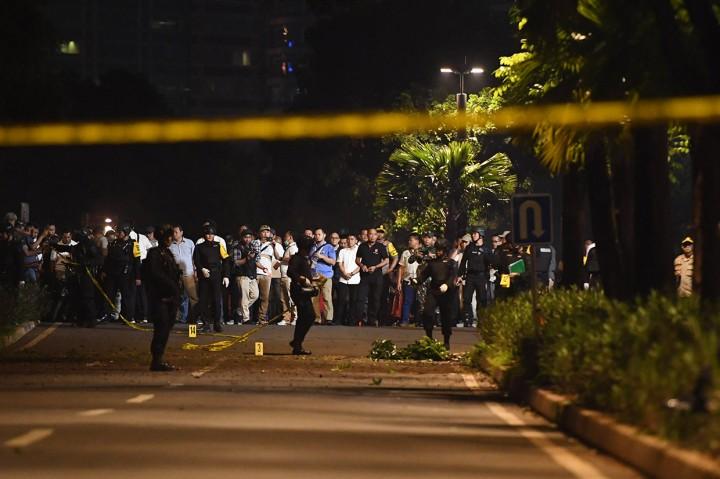 Polisi: Ledakan di Senayan Berasal dari Petasan