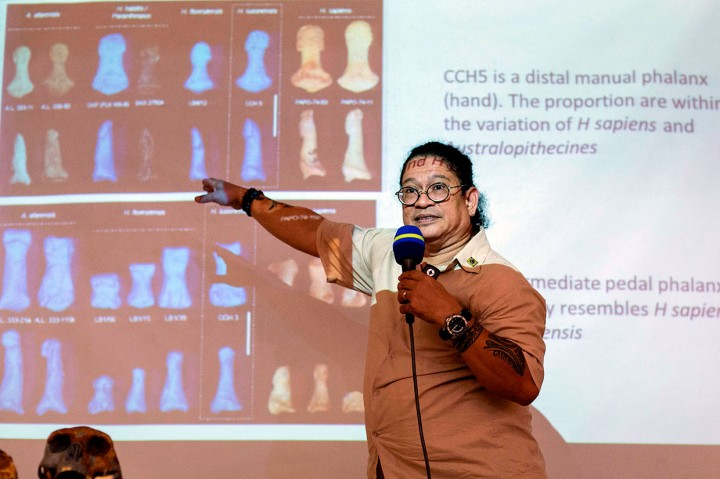 Spesies Baru Manusia Purba Ditemukan di Filipina
