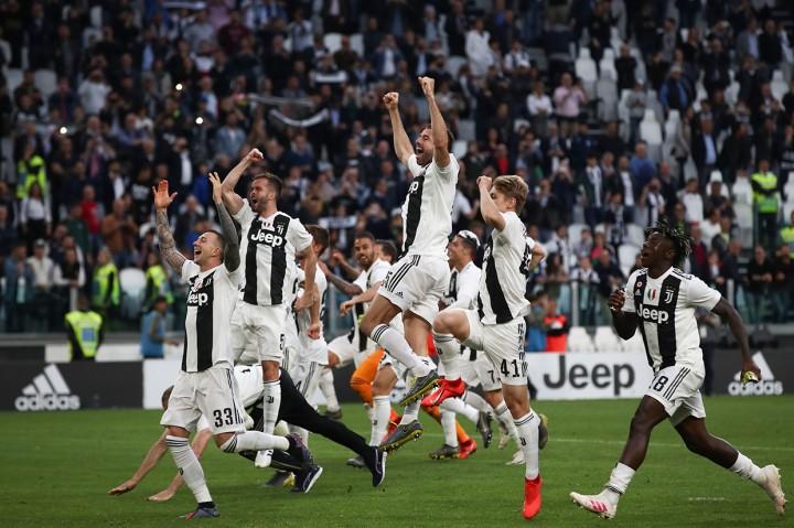 Juventus Juara Liga Italia