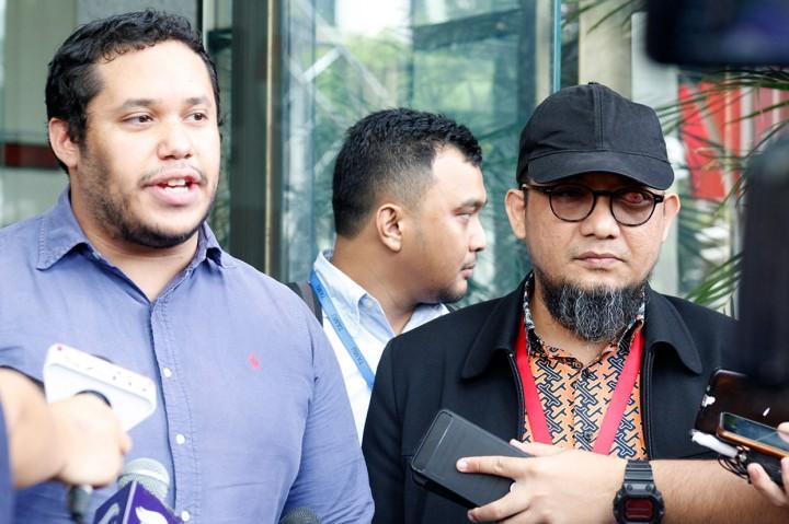 Amnesti Internasional Bantu Ungkap Kasus Novel Baswedan