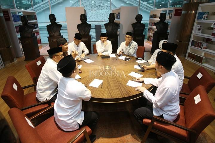 AHY dan 8 Kepala Daerah Gelar Pertemuan di Bogor
