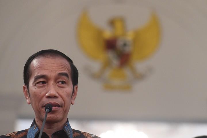 Jokowi: Tak Ada Ruang Bagi Perusak NKRI