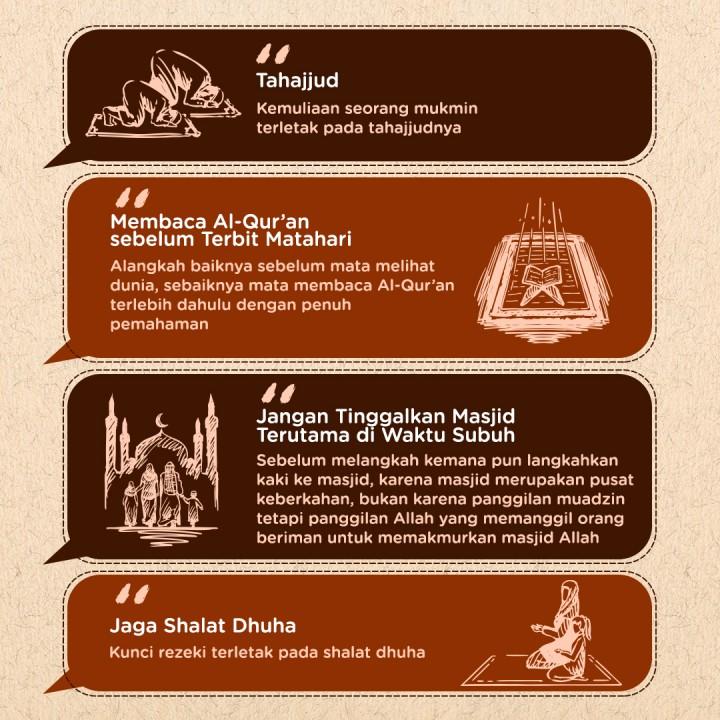 Pesan Indah dari Ustadz Arifin Ilham (Alm)