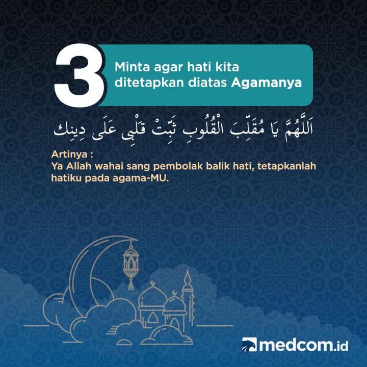 3 Doa dalam Sujud