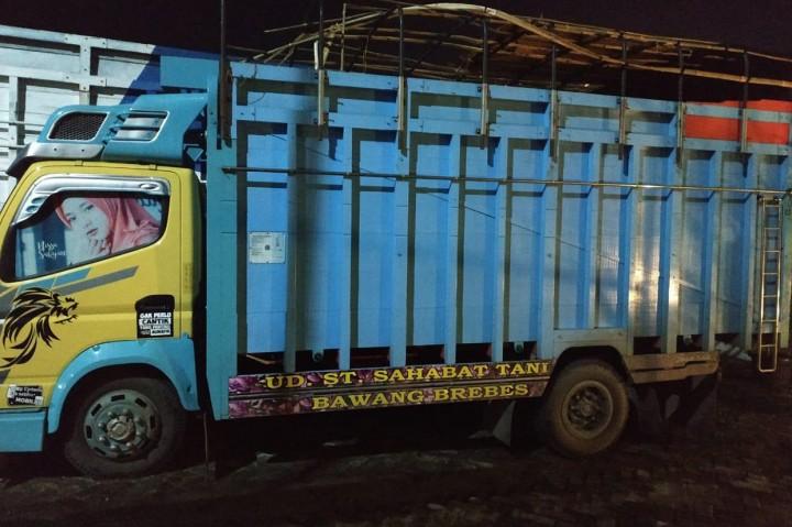 Penyelundupan 35 Kg Sabu Berkedok Truk Sayur Digagalkan