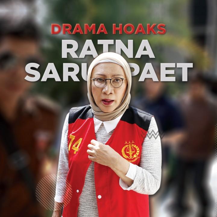 Drama Hoaks Ratna Sarumpaet