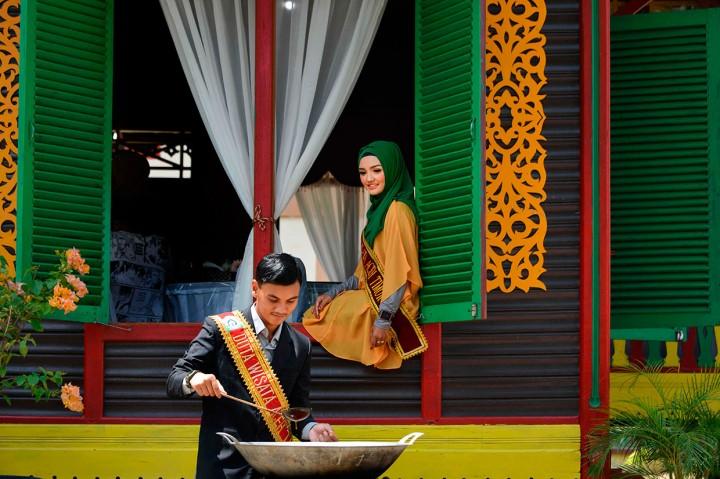 Cicipi Kuliner Lokal di Aceh Culinary Festival 2019