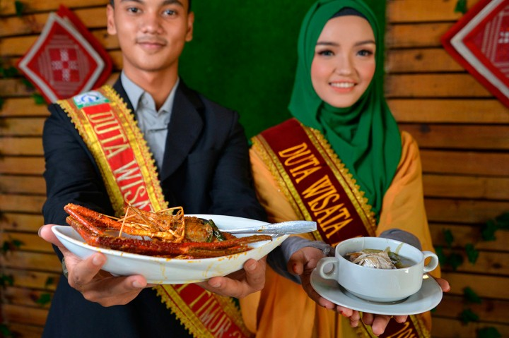 Cicipi Kuliner Lokal Di Aceh Culinary Festival 2019
