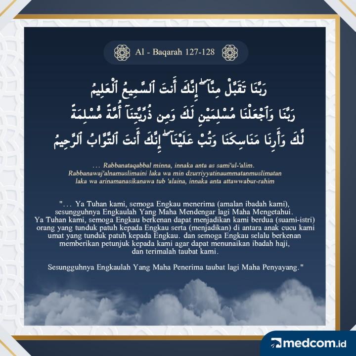 Doa agar Disegerakan Naik Haji
