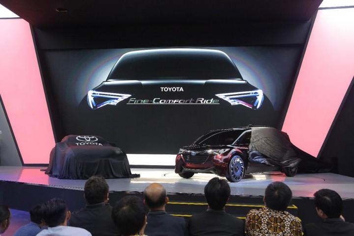 GIIAS 2019 Luncurkan Sejumlah Mobil Baru dan Konsep