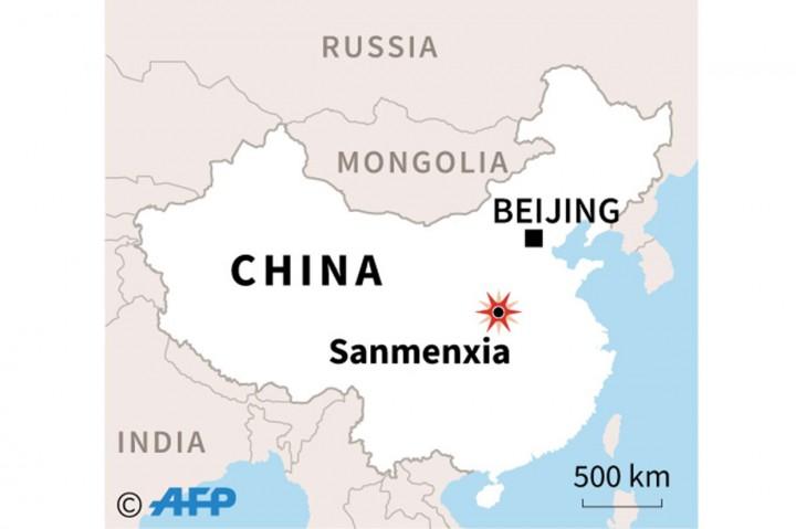 Pabrik Gas Tiongkok Meledak, 10 Orang Tewas