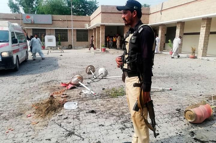 Pembom Bunuh Diri Wanita di Pakistan Tewaskan 6 Orang