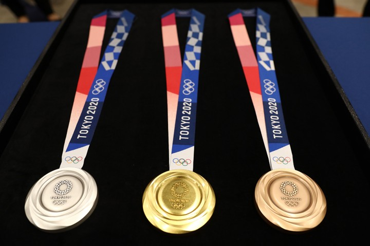 Melihat Medali Olimpiade Tokyo 2020 dari Limbah Elektronik