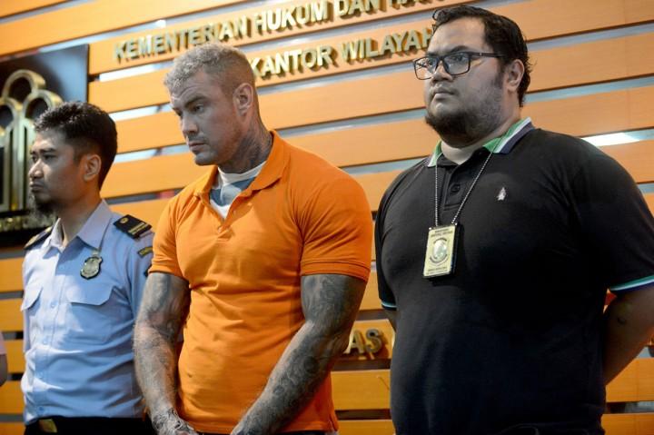 Buronan Polisi Inggris Diringkus di Bali