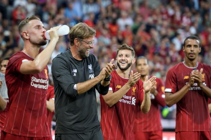 Liverpool Tundukkan Lyon 3-1