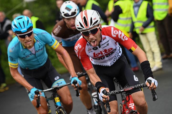 Pembalap Sepeda Bjorg Lambrecht Tewas di Tour of Poland