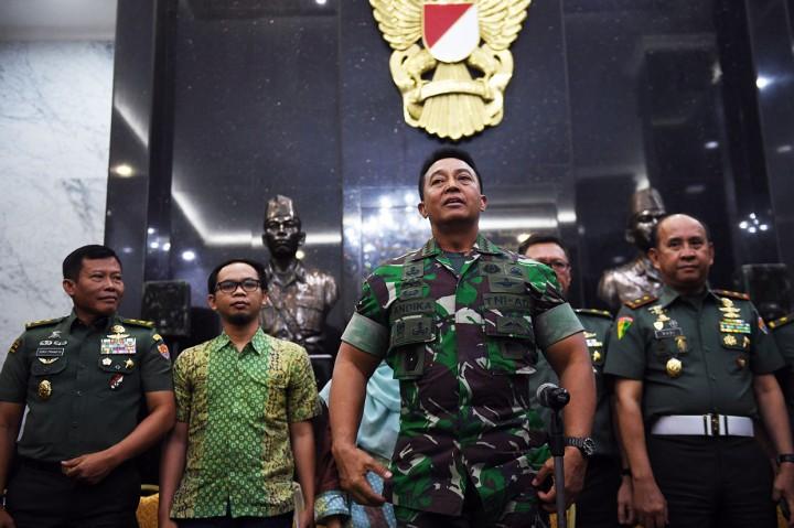 TNI AD Pertahankan Enzo Zenz Allie