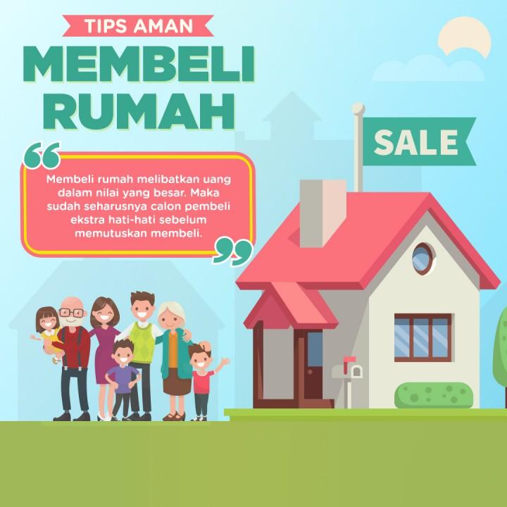 Tips Aman Membeli Rumah