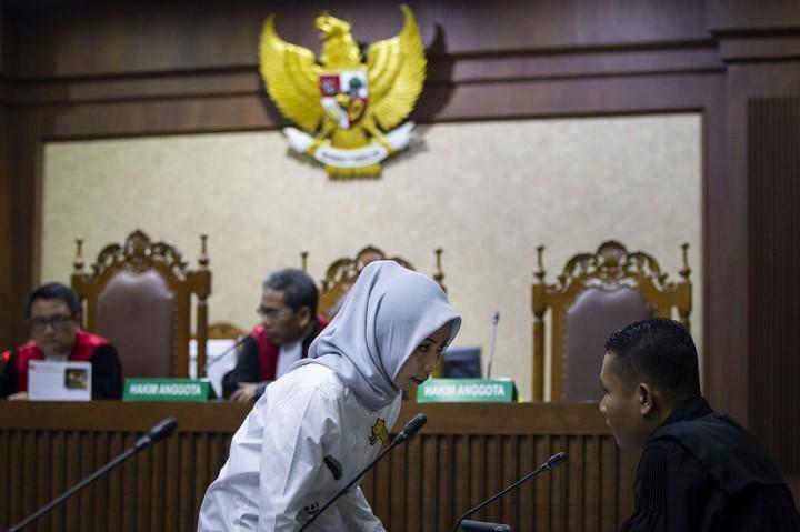 Penyuap Bowo Sidik Divonis 1,5 Tahun Penjara