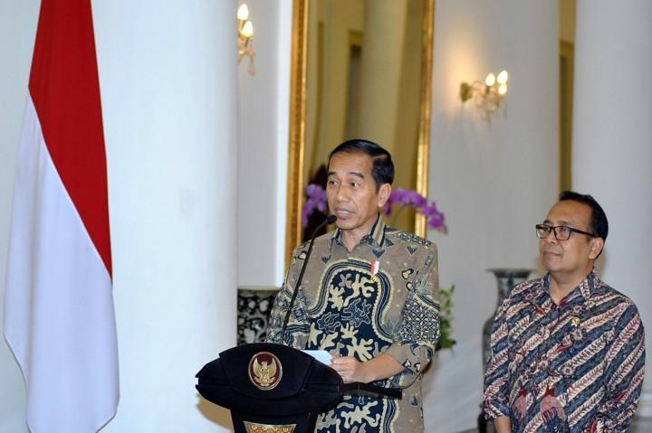 Jokowi: Situasi di Papua Sudah Kembali Normal