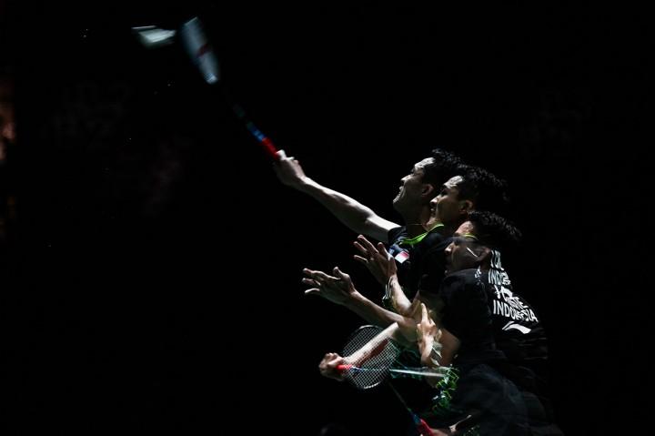 Jojo ke Perempat Final Kejuaraan Dunia Pertama Kalinya