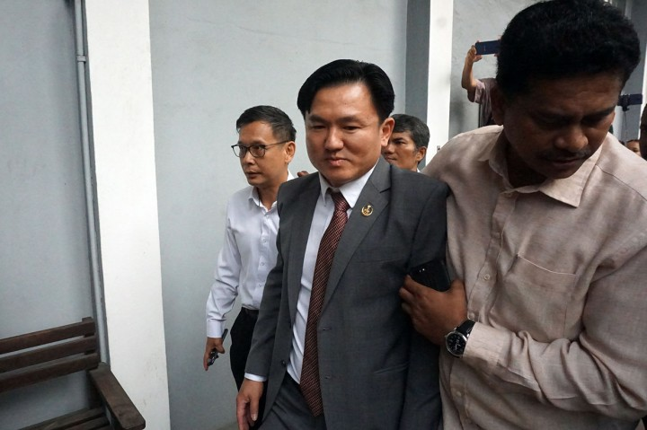 Sidang Anggota DPRD Perak Pemerkosa ART WNI Dimulai