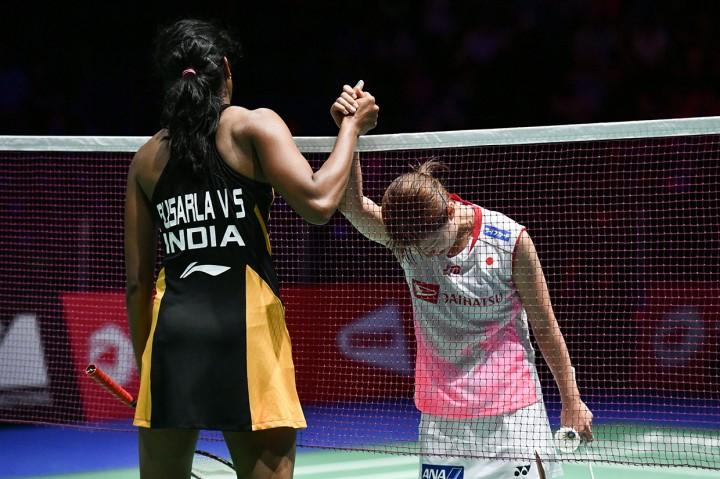 Pusarla, Pebulutangkis India Pertama Raih Gelar Juara Dunia