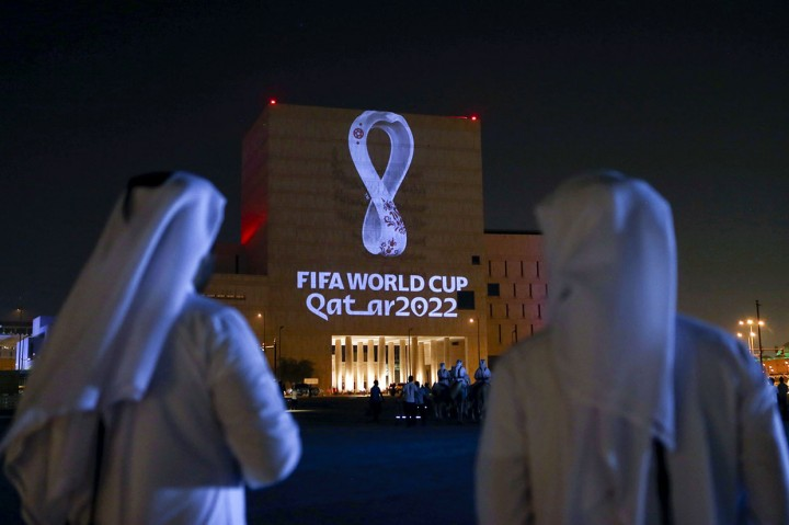 Logo Piala Dunia 2022 Qatar Diluncurkan