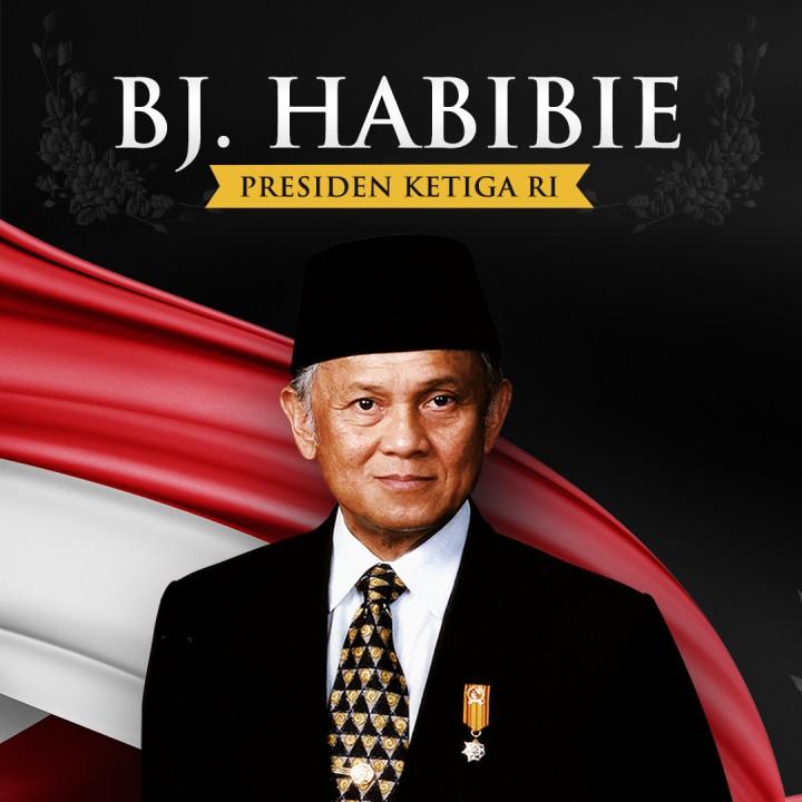 Riwayat BJ Habibie