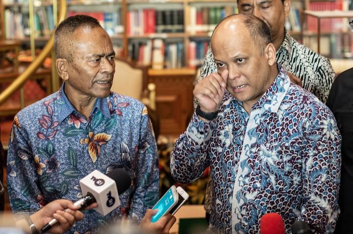 BJ Habibie Dapat Anugerah Bapak Kemerdekaan Pers Indonesia