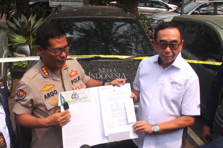 Polisi Sita 29 Mobil dari Kasus Penipuan hingga Penggelapan