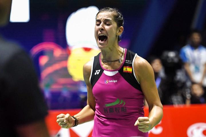 Carolina Marin Juara China Open 2019
