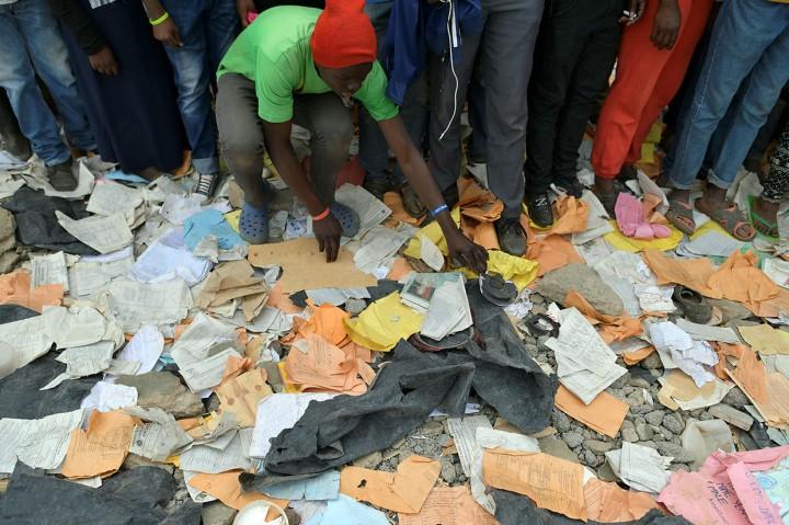 Ruang Kelas SD di Kenya Runtuh, 7 Siswa Tewas