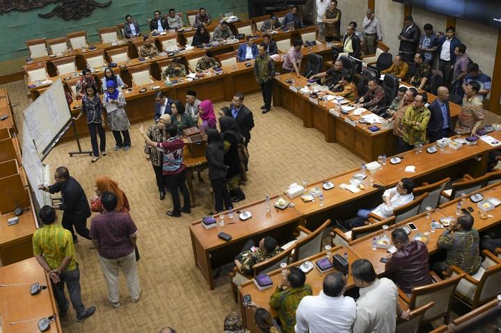 Komisi XI Pilih 5 Capim BPK Lewat Voting