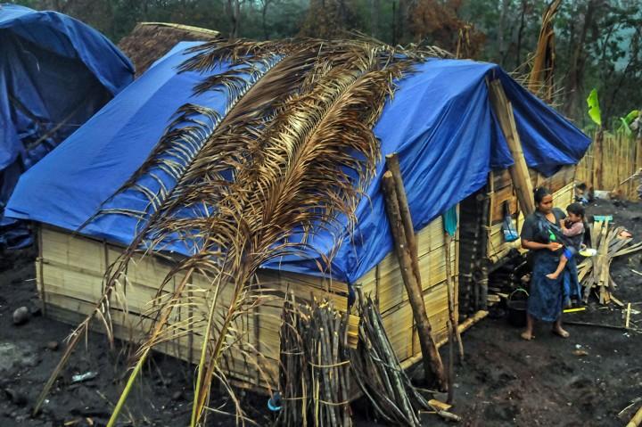 Warga Baduy Korban Kebakaran Butuh Bantuan